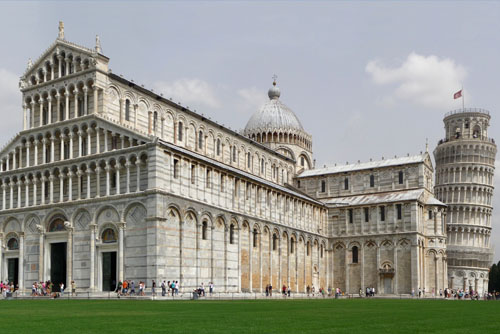 Walking Tour of PISA
